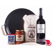 91 Point Spanish Paella Wine Gift Set