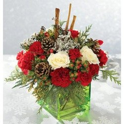 The Happiest Holidays Bouquet