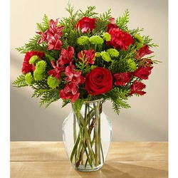 Holiday Happenings Bouquet