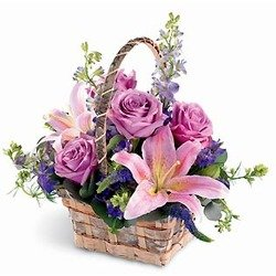 The Softly Summer Basket