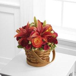 Abundant Harvest Basket