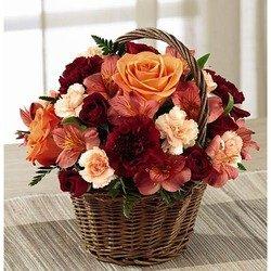 Treasures Autumn Bouquet