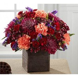 The FTD Homespun Harvest Bouquet