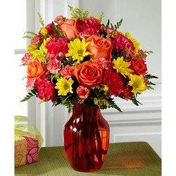 Colors Abound Bouquet