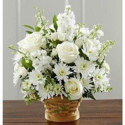 Heartfelt Condolences Arrangement