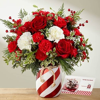Holiday Wishes Bouquet by Better Homes & Gardens