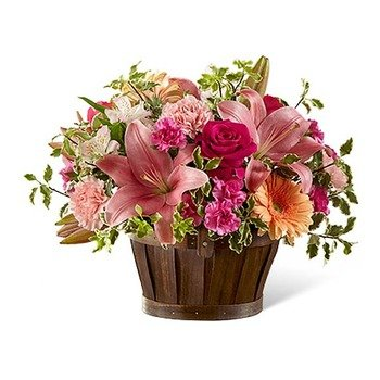 The FTD Spring Garden Basket