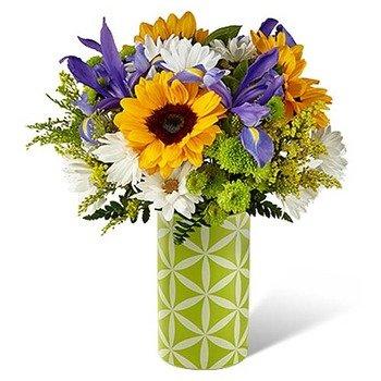 The FTD Sunflower Sweetness Bouquet