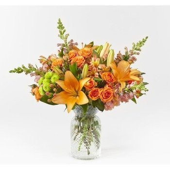 The FTD Fresh & Rustic Bouquet
