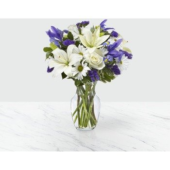 The FTD Sincere Respect Bouquet