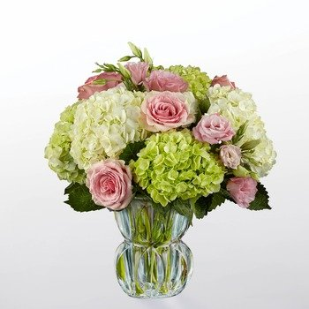 The FTD Always Smile Luxury Bouquet
