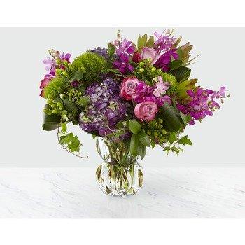 The FTD Divine Garden Luxury Bouquet