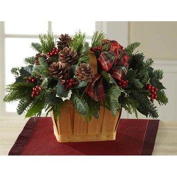 Christmas Coziness Basket