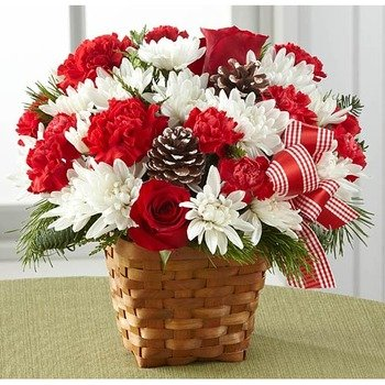 Holiday Happiness Basket