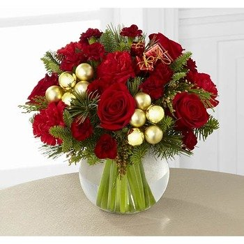 Holiday Gold Bouquet