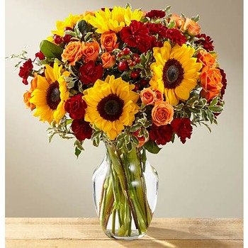 Fall Frenzy Bouquet