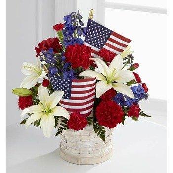The  American Glory Basket