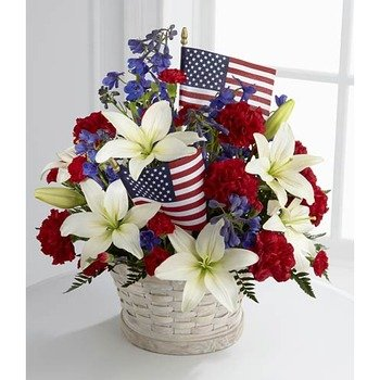 The American Glory Basket
