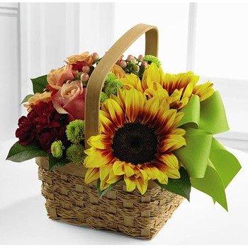 Bright Day Basket
