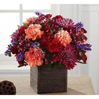 The FTD Homespun Harvest Bouquet