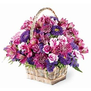 Brilliant Meadow Basket