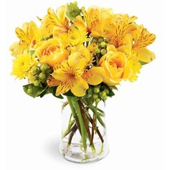 The Sunny Day Bouquet