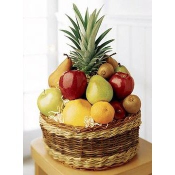 Paradise Basket of Fruit