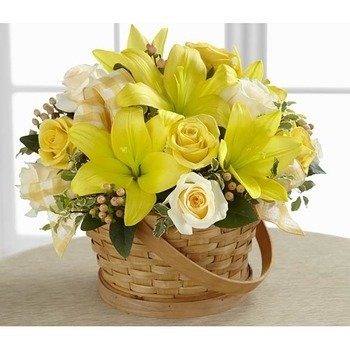 Sunny Surprise Basket