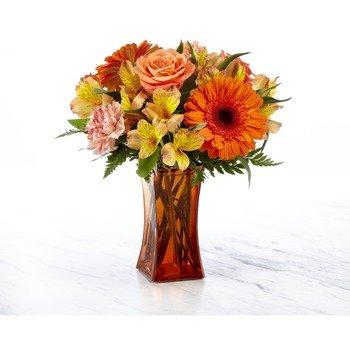 The FTD Orange Essence Bouquet