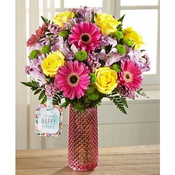The Happy Moments Bouquet