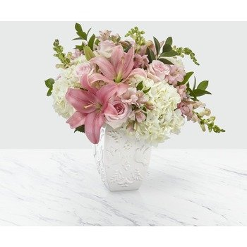 The FTD Peace and Hope Pink Bouquet