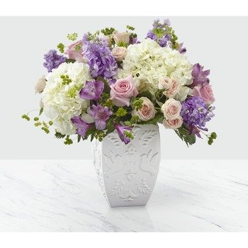 The FTD Peace and Hope Lavender Bouquet