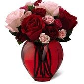 My Heart to Yours Rose Bouquet