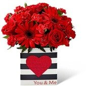 The FTD Be Loved Bouquet