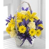 The  Spirit of Spring Basket