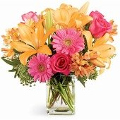 The Sunshine Splendor Bouquet