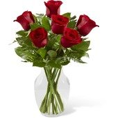 The FTD� Simply Enchanting� Rose Bouquet