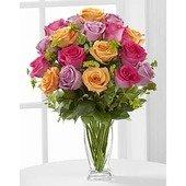 The FTD� Pure Enchantment� Rose Bouquet