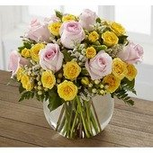 Soft Serenade Rose Bouquet