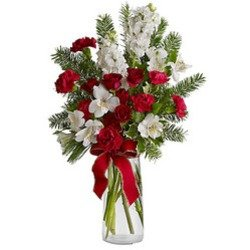 Christmas Tidings Bouquet