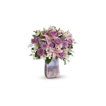 Teleflora's Stunning Swirls Bouquet