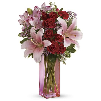 Teleflora's Hold Me Close Bouquet