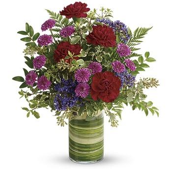 Teleflora's Vivid Love Bouquet