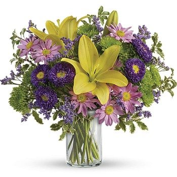 Teleflora's Fresh And Fabulous Bouquet