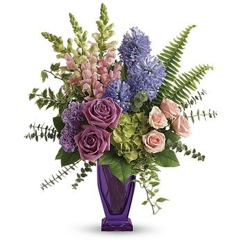 Teleflora's Painterly Pastels Bouquet