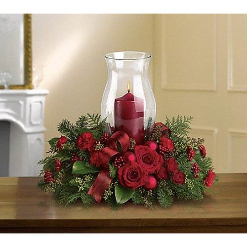 Holiday glow centerpiece u s and canada