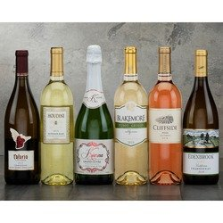 Sparkling, White And Rose Wine Collection
