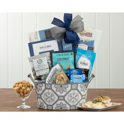 Sweet and Savory Kosher Gift Basket