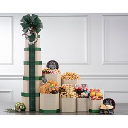Deluxe Holiday Gift Tower