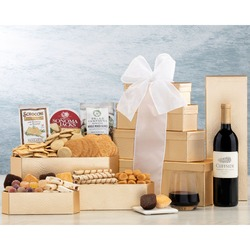 Callister Cabernet Sweet And Savory Gift Tower